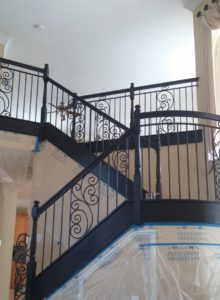 Staircase Stain